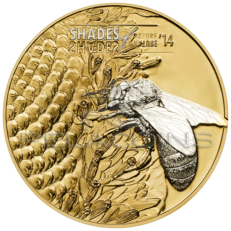 bee coin