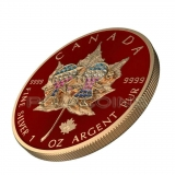 Canada 2019 5$ Maple Leaf Va...