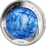 Solomon Islands 2020 25$ DIS...